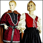 Children's Historical Clothes
