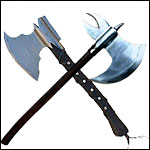 Fantasy Battle Axes