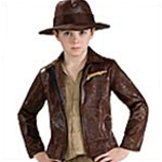 Teen Indiana Jones Costume and Accessories