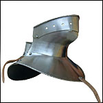 Gorgets, Bevors and Pauldron Sets, Neck Armor