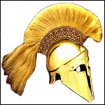 Greek Period Helmets