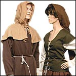 Medieval Peasant Outfits
