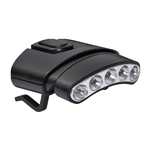 Cyclops Tilt 5 LED Hat Clip 116-CYC07845
