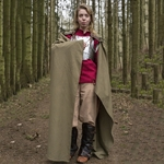 Medieval LARP Cape - Green
