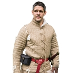 Medieval Gambeson - Tan