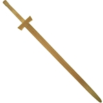 Two Handed Wooden Sword