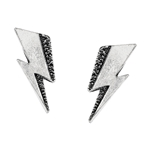 David Bowie: Flash Stud Earrings