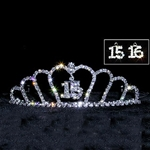 Crown - 15/16 Qunicenera /Sweet Sixteen