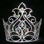 Enchanted Queen Bucket Crown 172-13546