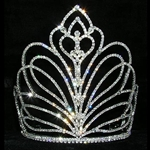 Butterfly Garden Tiara - Medium