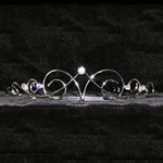 Celtic Wire Wire Tiara 172-15259