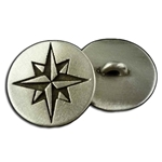 Compass Rose Button 107.1241
