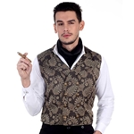 Princely Double Breasted Vest C1284