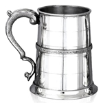 Celtic Band One Pint Pewter Tankard EP024