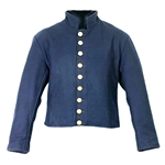 Union Officer's Civil War Round About Jacket