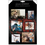Game of Thrones Daenerys Targaryen Magnet Set