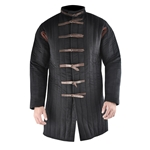 Black Buckle Closure Gambeson