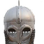 Gjermundbu Helmet with Aventail, Medium
