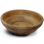 Medieval Style Wooden Bowl