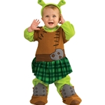 Shrek Forever After - Fiona Warrior Infant/Toddler Costume 38-70522