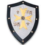 Knights Templar Decorative Shield AA854