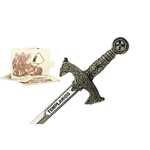 Templar Letter Opener by Marto - Silver - Bronze - Gold