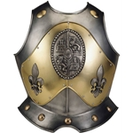 Spanish Castilla and Leon Breastplate of Fluer de Lys by Marto 56-M935