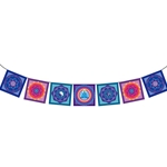 Meditation Mandala Flags 63-0028