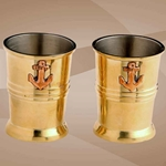 Captain's Cups With Storage Box 804398