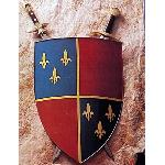 Decorative Heraldic Shield