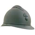 French Adrian Helmet WWI Reproduction AH-6141