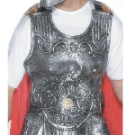 Roman Armour Breast Plate Adult (Rubber) 100-135488