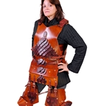 Leather Scale Armor Cuirass