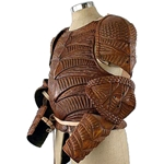 LARP Leather Effect Dragon Armour DC-695