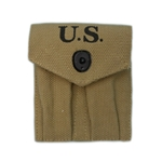 .45 Double MAG Pouch WWII Repro
