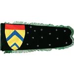 Medieval Heraldic Banner GH0072