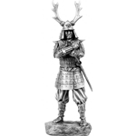 17Th Century Samurai Sculpture MESA002