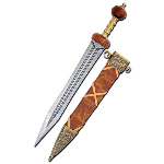 Roman Sword with Scabbard Denix SD4140