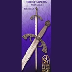 Great Captain Sword, Old Forge