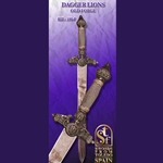 Toledo Lion Dagger, Old Forge TS-190-F