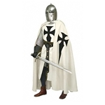 Teutonic Crusader Cape - Lined