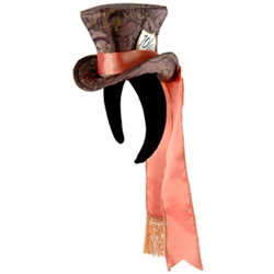 Alice In Wonderland Mad Hatter Headband 103700