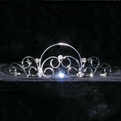 Arch of Lover Wire Tiara 172-14690