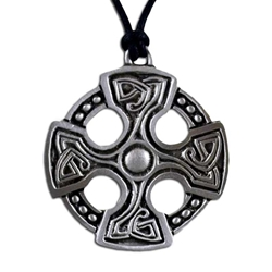 Celtic St. Brynach Cross Pendant 121.0280