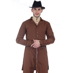 Steampunk Sovereign Plus Size Tailcoat