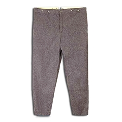 Civil War Enlisted Man's Wool Trousers