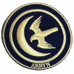 House Arryn Embroidered Patch