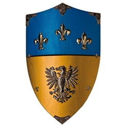 Wooden Shield of Charlemagne