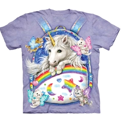 Backpack Unicorn Youth's Tee Shirt 43-1535600
