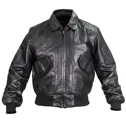 P-45 Leather Flight Jacket US
